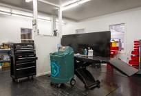 Siegel Distributing Machine Repair Facility 3