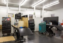 Siegel Distributing Machine Repair Facility 4