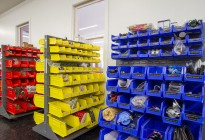 Siegel Distributing Machine Repair Facility 5